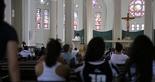 [09-04-2016] Missa de decreto - João Paulo II é padroeiro do Ceará SC - 8  (Foto: Christian Alekson / cearasc.com)