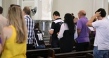 [09-04-2016] Missa de decreto - João Paulo II é padroeiro do Ceará SC - 10  (Foto: Christian Alekson / cearasc.com)