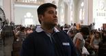 [09-04-2016] Missa de decreto - João Paulo II é padroeiro do Ceará SC - 15  (Foto: Christian Alekson / cearasc.com)