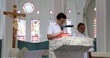 [09-04-2016] Missa de decreto - João Paulo II é padroeiro do Ceará SC - 33  (Foto: Christian Alekson / cearasc.com)