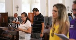 [09-04-2016] Missa de decreto - João Paulo II é padroeiro do Ceará SC - 41  (Foto: Christian Alekson / cearasc.com)