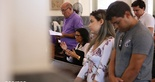 [09-04-2016] Missa de decreto - João Paulo II é padroeiro do Ceará SC - 46  (Foto: Christian Alekson / cearasc.com)