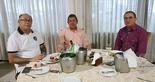 [27-07-2018] Almoço do conselho deliberativo - 6  (Foto: Bruno Aragão / CearaSC.com)