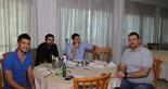 [27-01-2017] Almoço do Conselho - Homenagem a Sergio Costa - 13  (Foto: Bruno Aragão / CearáSC.com)