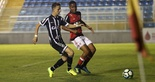 Ceará 1 x 4 Flamengo - Copa do Brasil Sub17 - 10  (Foto: Lucas Moraes /cearasc.com )