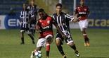 Ceará 1 x 4 Flamengo - Copa do Brasil Sub17 - 11  (Foto: Lucas Moraes /cearasc.com )
