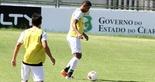 [12-06] Treino tático + técnico - 12  (Foto: Rafael Barros / cearasc.com)