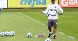 [25-08-2018] Treino no CT do Palmeiras - 4  (Foto: Mauro Jefferson / cearasc.com)