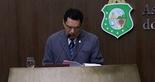[01-11-2017] Visita Assembleia Legislativa - 1  (Foto: Bruno Aragão / Cearasc.com)