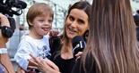 [25-03-2017] Ceará 4 x 1 Uniclinic - Crianças com Síndrome de Down - 13  (Foto: Bruno Aragão / CearaSC.com)