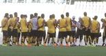 [15-10] Treino coletivo - Castelão - 2  (Foto: Rafael Barros/CearáSC.com)