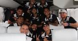[23-02] Alvinegros seguem viagem para São Luís-MA - 1  (Foto: Rafael Barros / cearasc.com)