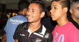 [29-10] Torcida apóia o time do embarque - 9  (Foto: Rafael Barros / cearasc.com)