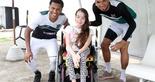 [28-02] Jovem Isabelly visitou a sede - 12  (Foto: Rafael Barros / cearasc.com)