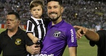 [10-11] Ceará 3 x 0 Bragantino - 9  (Foto: Christian Alekson / CearaSC.com)