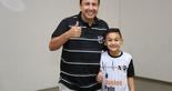 [07-11-2017] Ceará x Guarani - Ação Caixa Kids - 13  (Foto: Bruno Aragão e Lucas Moraes / cearasc.com)