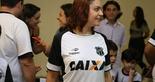 [07-11-2017] Ceará x Guarani - Ação Caixa Kids - 21  (Foto: Bruno Aragão e Lucas Moraes / cearasc.com)