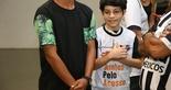 [07-11-2017] Ceará x Guarani - Ação Caixa Kids - 22  (Foto: Bruno Aragão e Lucas Moraes / cearasc.com)