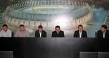 [15-03] Ceará e Arena Castelão firmam parceria - 1  (Foto: Rafael Barros / cearasc.com)
