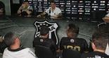 [20-12] I Bate Bola com o Presidente - 2  (Foto: Israel Simonton / CearáSC.com)