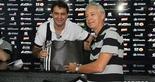 [20-12] I Bate Bola com o Presidente - 8  (Foto: Israel Simonton / CearáSC.com)