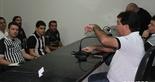 [20-12] I Bate Bola com o Presidente - 18  (Foto: Israel Simonton / CearáSC.com)