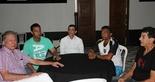 [22-12] Confraternização - Funcionários - 1  (Foto: Rafael Barros/CearáSC.com)