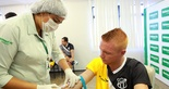 [10-01] PréTemporada - Exames médicos - Unimed - 18  (Foto: Divulgação Unimed Fortaleza)