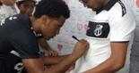 [10-05-2017] Ricardinho e Joao Marcos - Torcida Campea - 3  (Foto: Mauro Jefferson / Ceara.SC.com)
