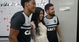 [10-05-2017] Ricardinho e Joao Marcos - Torcida Campea - 12  (Foto: Mauro Jefferson / Ceara.SC.com)
