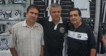 Zé Eduardo visitou a Loja Oficial  - 5  (Foto: Souto Filho / Sou Mais Ceará)