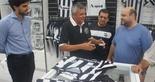 Zé Eduardo visitou a Loja Oficial  - 13  (Foto: Souto Filho / Sou Mais Ceará)
