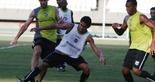 Elenco alvinegro treina no Castelão - 4