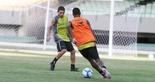 Elenco alvinegro treina no Castelão - 2
