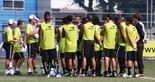 Ultimo treino antes do confronto com o São Paulo - 2