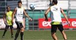 Ultimo treino antes do confronto com o São Paulo - 11