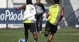 Ultimo treino antes do confronto com o São Paulo - 14
