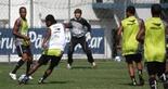 Ultimo treino antes do confronto com o São Paulo - 15