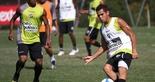 Ultimo treino antes do confronto com o São Paulo - 18
