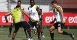 Ultimo treino antes do confronto com o São Paulo - 19