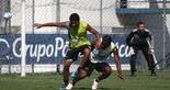 Ultimo treino antes do confronto com o São Paulo - 20