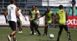 Ultimo treino antes do confronto com o São Paulo - 21