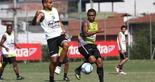 Ultimo treino antes do confronto com o São Paulo - 23