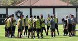 [13/08] Treino - CT do Botafogo - 1