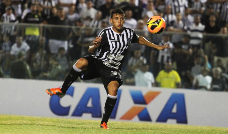 Gabriel, revelado pelas Categorias de Base do clube, vai vestir a camisa do Mirassol/SP