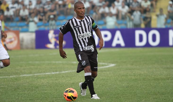 João atuou os 90 minutos no jogo contra o ABC de Natal, na estreia da Copa do NE
