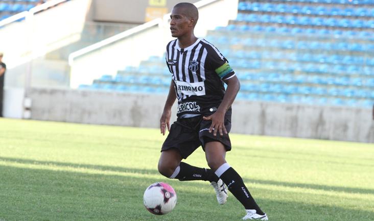 João Marcos defende o Alvinegro Cearense desde a temporada 2009