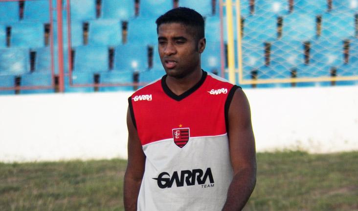 Marcos Vinícius foi um dos destaques da equipe do Guarany de Sobral/CE em 2014