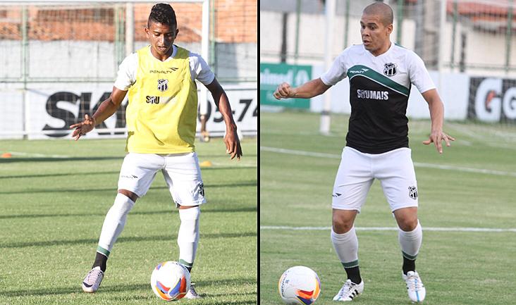 Buiú e Fernandinho devem ser titulares na partida desta quarta-feira, no PV