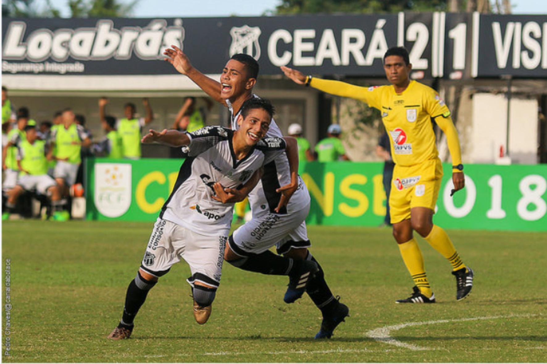 fdc00d252eaf2 No PV, Ceará e Floresta decidem hoje o título do Estadual Sub-17